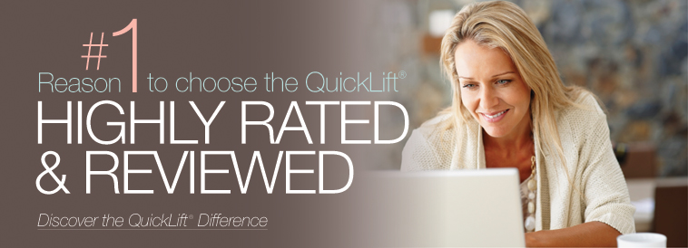 QuickLift Face Lift Difference: Reason 1