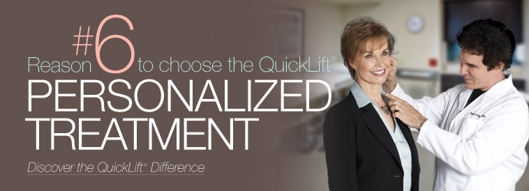 QuickLift Face Lift Difference: Reason 6